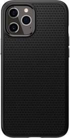 Spigen Liquid Air Back Case For Apple iPhone 12/12 Pro Matte Black