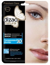 Маска для лица Dizao Premium Class BOTO 1 Stage Mask 3D Hyaluronic Filler, 28 г