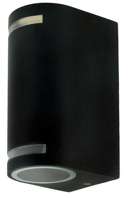 Kobi Quazar 9 2xGU10 Black
