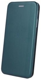 OEM Smart Diva Book Case For Xiaomi Redmi 9 Green