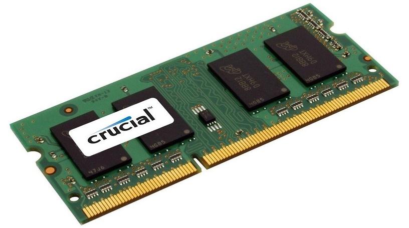 Crucial 8GB DDR3 PC3-12800 CL11 SO-DIMM CT102464BF160B