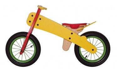 Балансирующий велосипед MGS FACTORY DipDap Yellow Spring