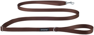 Siksna Amiplay Basic, brūna, 3 m