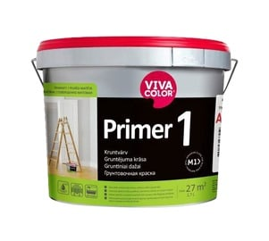 KRĀSA GRUNT VIVACOLOR PRIMER 1 AP 2,7 L