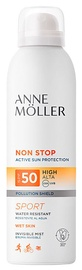 Sprejs saules aizsardzībai Anne Möller Non Stop Sport Invisible SPF50, 200 ml