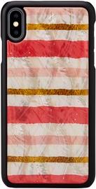 iKins Short Cake Back Case For Apple iPhone X/XS Black