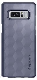 Spigen Thin Fit Impact Back Case For Samsung Galaxy Note 8 Purple