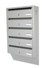 Glori Mailbox PD935 Grey