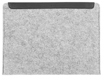 Modecom Felt Notebook 14-15.6 Bag Grey