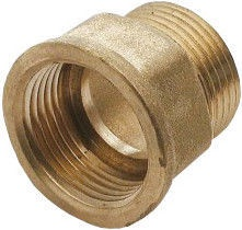 "Sobime Reducing Adapter Brass 3/4""Mx1""F"
