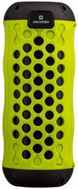 Bezvadu skaļrunis Swissten X-Boom, zaļa, 10 W