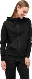 Audimas Soft Touch Modal Zip-Through Hoodie Black XL