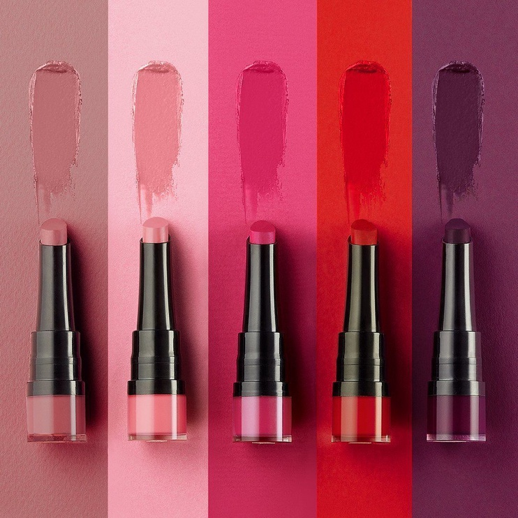 Lūpu krāsa Bourjois Rouge Fabuleux 08, 2.4 g