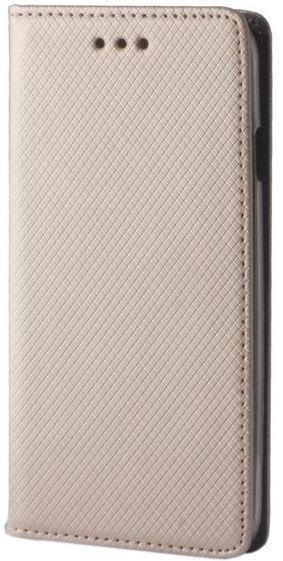 Mocco Smart Magnet Book Case For Xiaomi Redmi Mi A1 Gold