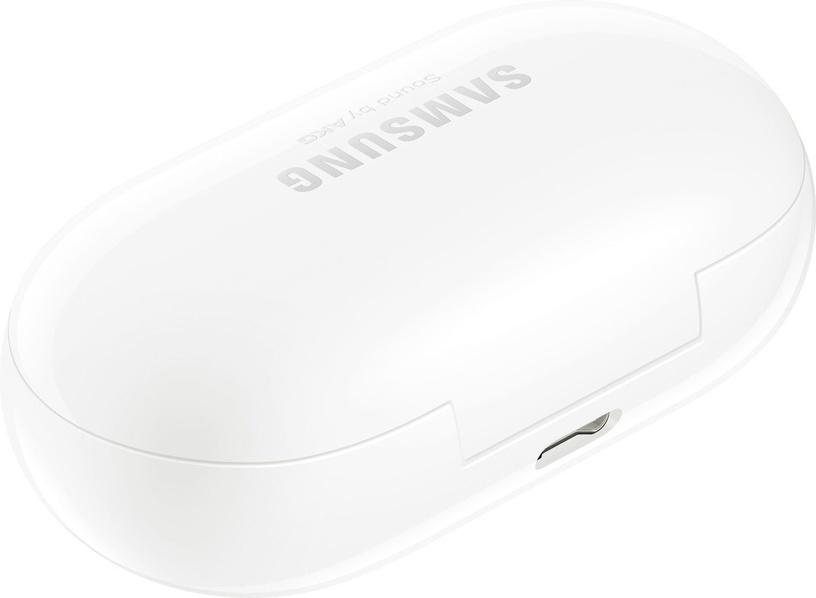 Austiņas Samsung Galaxy Buds Plus SM-R175 White, bezvadu