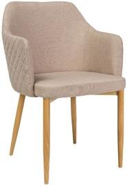 Ēdamistabas krēsls Signal Meble Astor, smilškrāsas