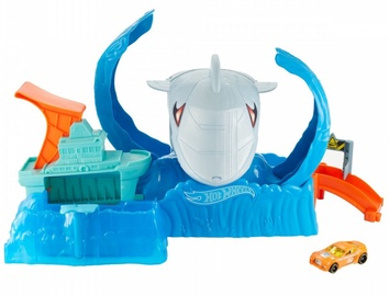 Fisher Price Hot Wheels Robo Shark Frenzy Play Set GJL12