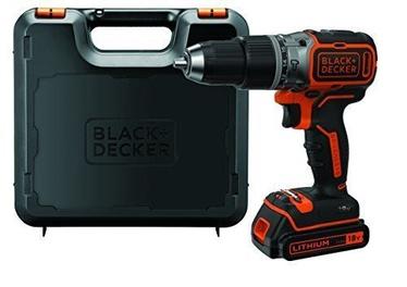 Black & Decker BL188K Cordless Impact Drill