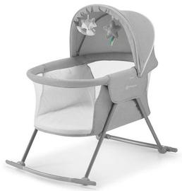 Кровать для путешествий Kinderkraft Lovi Grey