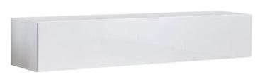 ТВ стол ASM RTV Fly 30, белый, 1600x400x300 мм