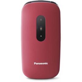Mobilais telefons Panasonic KX-TU446EXR, sarkana