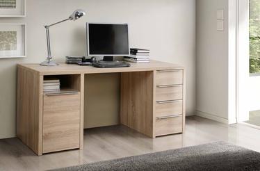 Письменный стол Forte CALPE, дубовый