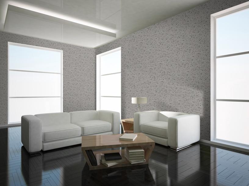 Domoletti 061 Liquid Wallpaper White