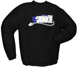GamersWear eJunky Sweater Black S