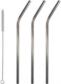 Salmiņi Arkolat Stainless Steel, 3 gab.
