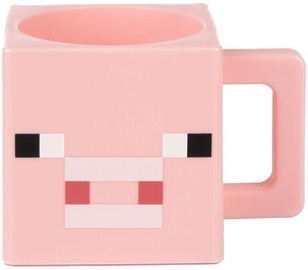 Minecraft Pig Face Cup