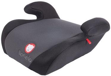 Автомобильное сиденье Lionelo Luuk, черный/серый, 15 - 36 кг