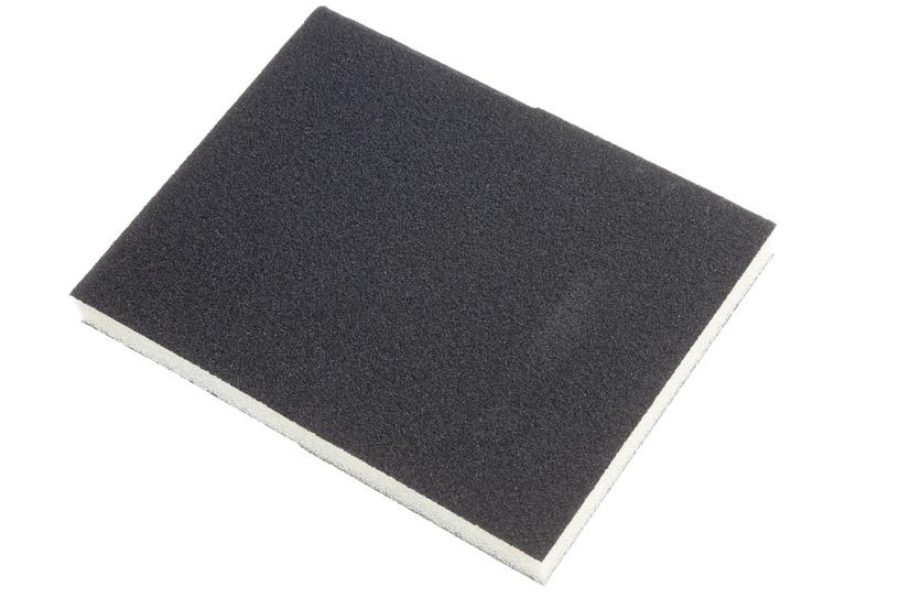 Slīpēšanas sūklis Forte Tools, NR150, 125x98x12 mm, 1 gab.