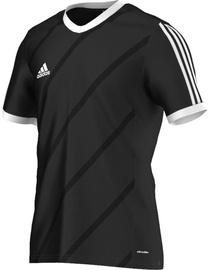 Футболка Adidas, белый/черный, 128 см