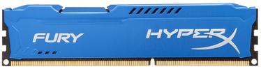 Kingston 8GB DDR3 PC12800 CL10 DIMM HyperX Fury Blue HX316C10F/8