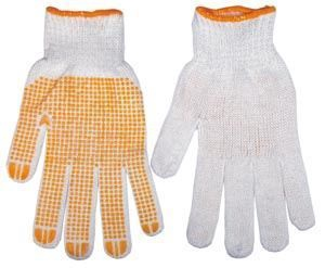 CS Knitted Gloves With Rubber Dots