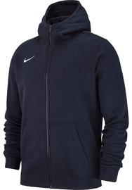 Nike JR Sweatshirt Team Club 19 Full-Zip Fleece AJ1458 451 Dark Blue XL