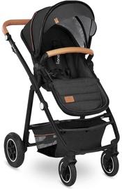 Универсальная коляска Lionelo Amber 2in1, серый