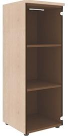 Skyland Xten Office Cabinet XMC 42.2 Tiara Beech