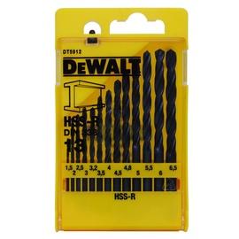 DeWalt Steel Drill Set DT5912 13pcs