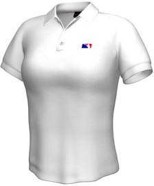 GamersWear Counter Girl Polo White M