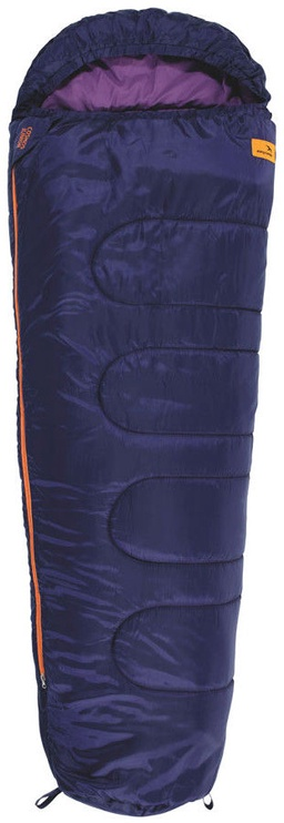 Спальный мешок Easy Camp Cosmos Junior Purple, 170 см