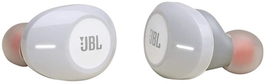 Austiņas JBL Tune 120TWS White, bezvadu