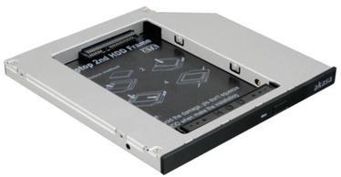 Akasa N.Stor S9 HDD Bay For Optical Drive AK-OA2SSA-03