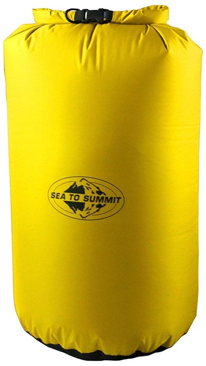 Sea To Summit Lightweight Dry Sack 20L Yellow