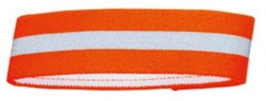 Hunter Collar M Orange