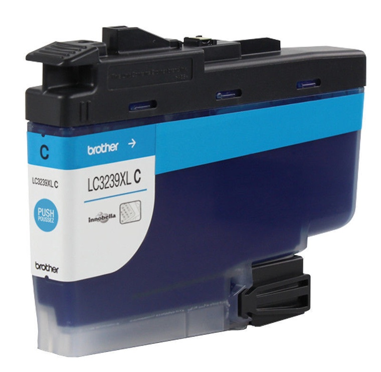 Brother Cartridge LC3239XLC Cyan