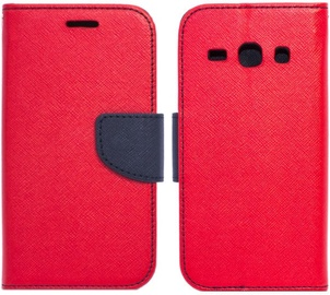 Telone Fancy Diary Bookstand Case For HTC Desire 825 Red/Blue
