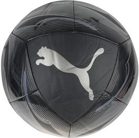 Puma Icon Football 083285 03 Black/Silver Size 5