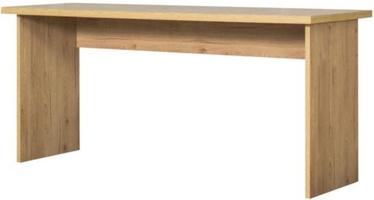 Письменный стол Bodzio MB40, коричневый
