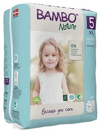 Bambo Nature Classic Diapers S5 22